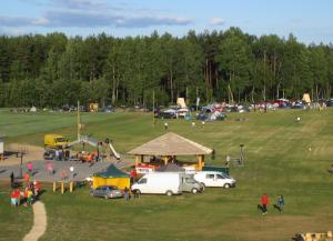 Karavanide 21. kokkutulek - Turbas, Läti @ Turbas