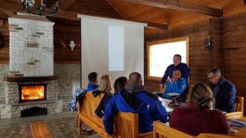Seminar Vaikla Puhkekeskuses 23. märts 2019. a